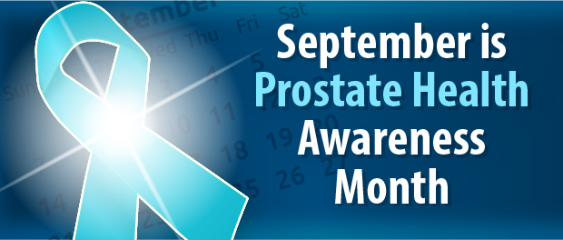 Prostate Cancer Awareness Month!